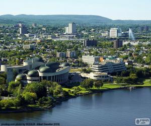 Ottawa, Kanada puzzle