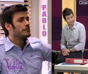 Pablo wird zum neuen Direktor des Studio 21, ist der beste Freund von Angie puzzle