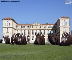 Palais du Pharo, Frankreich puzzle