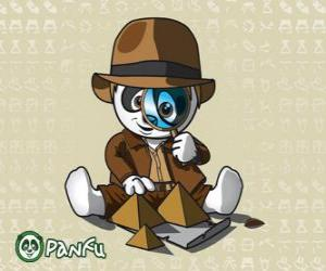 Panfu Detektiv puzzle