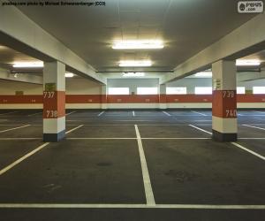 Parkplatz puzzle