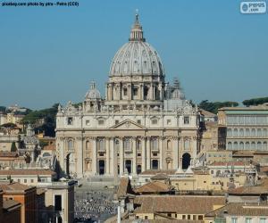 Petersdom, Vatikan puzzle