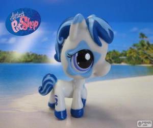Pferd aus Littlest PetShop puzzle