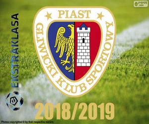Piast Gliwice, Weltmeister 2018-2019 puzzle