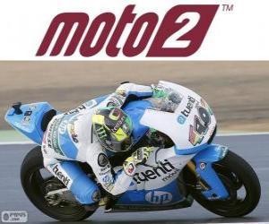 Pol Espargaro, Weltmeister 2013 in der Moto2 puzzle