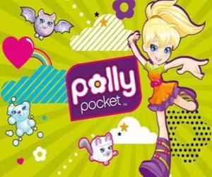 Polly Pocket mit Ihrem Haustier puzzle