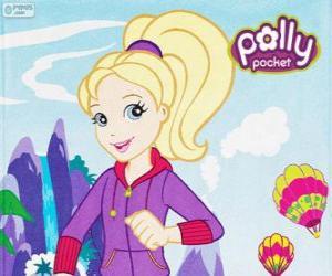 Polly Pocket mit Sportbekleidung puzzle