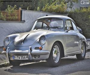 Porsche 356 C puzzle