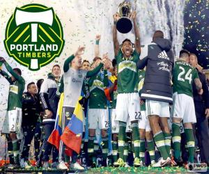 Portland Timbers, MLS 2015 puzzle