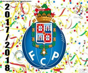 Porto, Primeira Liga 2017-18 puzzle