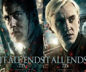 Poster Harry Potter und die Heiligtümer des Todes (5) puzzle