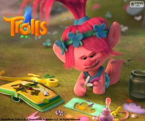 Prinzessin Poppy, Trolle puzzle