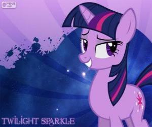 Prinzessin Twilight Sparkle ist sehr intelligent puzzle