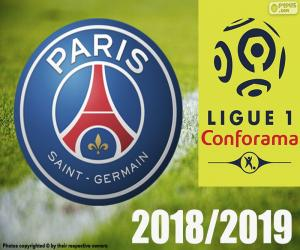 PSG, Mmeister 2018-2019 puzzle