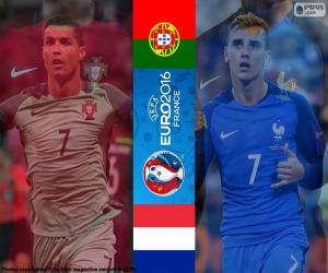 PT-FR, Ende Euro 2016 puzzle