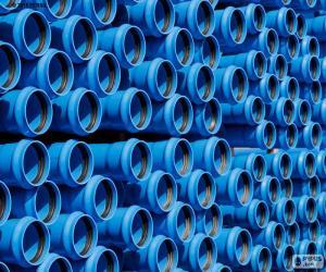 PVC Druckleitungen puzzle