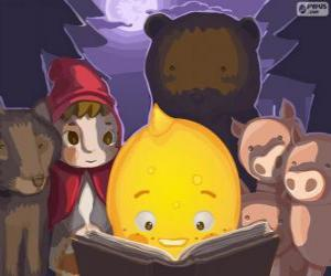 Pypus lesen Kinder Kurzgeschichten puzzle