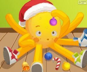 Pypus zu Weihnachten puzzle