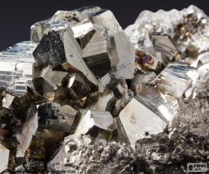 Pyrit puzzle