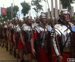 Römische Armee puzzle