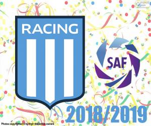 Racing Club, Meister 2018-2019 puzzle