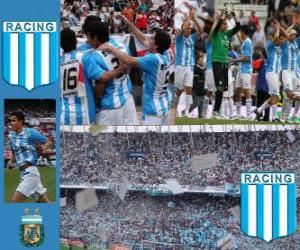 Racing Club puzzle