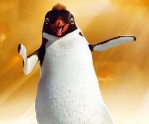 Ramon, der Pinguin-Führer des Club Los Amigos puzzle