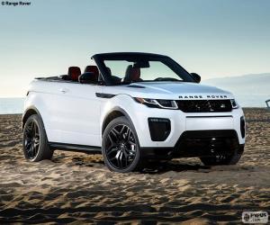 Range Rover Evoque Cabrio puzzle
