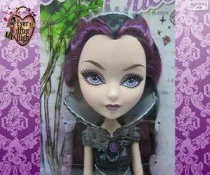 Raven Queen, Leiter des Rebels in Ever After High puzzle