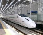 Japanischer Hochgeschwindigkeitszüge (Shinkansen)