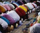 Moslems gebet