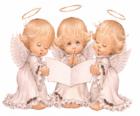 Drei Engel singen