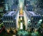 Weihnachten in Rockefeller Center