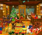 Geschäft-Geschenke für Weihnachten