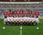 Team von Burnley F.C 2008-09
