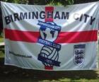 Flagge von Birmingham City F.C.