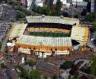 Stadion von Wolverhampton Wanderers F.C. - Molineux Stadium -