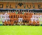 Team von Wolverhampton Wanderers F.C. 2009-10