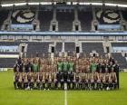 Team von Hull City A.F.C. 2008-09