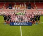 Team von Sunderland A.F.C. 2008-09