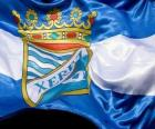 Flagge von Xerez C.D