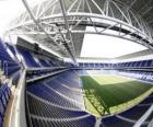 Stadion von R.C.D. Espanyol - Estadio del RCD Espanyol -