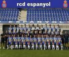 Team von R.C.D. Espanyol 2008-09