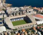 Stadion von Deportivo de La Coruña - Riazor -