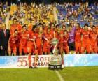 Team von Sevilla FC 2009-10