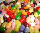 Verschiedene bonbons
