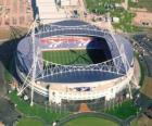 Stadion von Bolton Wanderers F.C. - Reebok Stadium -