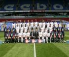Team von Bolton Wanderers F.C. 2008-09