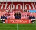 Team von Stoke City F.C. 2008-09