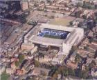Stadion von Tottenham Hotspur F.C. - White Hart Lane -